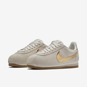 Tênis Nike Classic Cortez Edição Especial Dourado Original