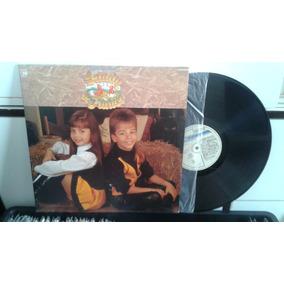 Lp - Sandy E Junior / Sábado À Noite / Philips / 1992