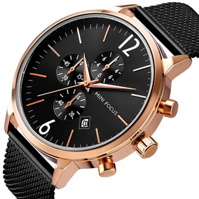f77addd55b1 Relogios Da Moda Masculino Pulso - Relógio Masculino no Mercado ...