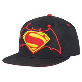 eb765b22a2ec3 Gorra Snapback Batman Vs Superman Dc Comics Original Oficial