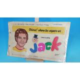 Chocolatin Jack -superpibe-titanes-antiguo Boceto