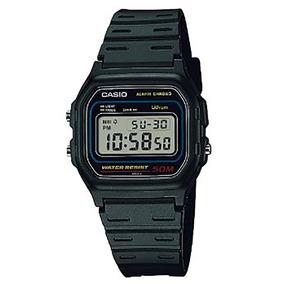 Relógio Casio Original Masculino W-59-1vq-br Com Nota Fiscal