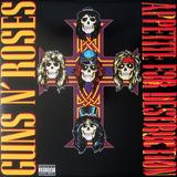 Lp Guns N Roses Appetite For Destruction Nuevo Cerrado