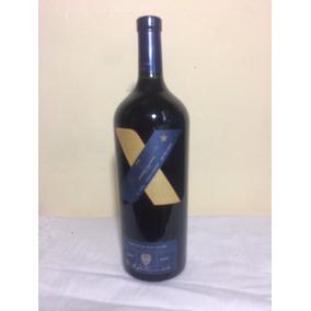 Botella De Vino Xentenario Boca Juniors Limitada Nro 1683