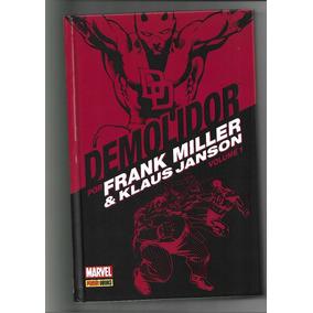 Demolidor - Frank Miller - Vol.1 - Encadernado - Panini -