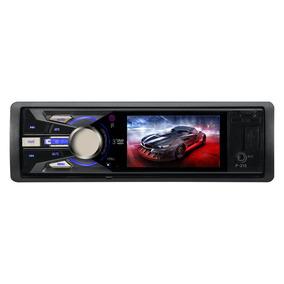 Dvd Player Tela 3 Am/fm, Frente Destacavel E Bluetooth