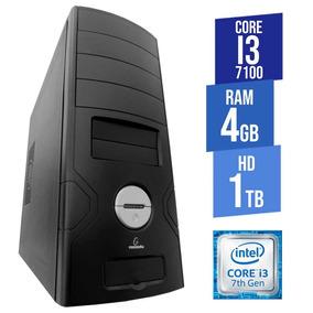 Computador Desktop Concordia - Core I3 4gb Hd 1tb