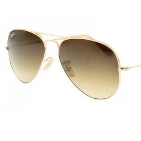 31c18db42a8d7 Óculos De Sol Ray Ban 5986 Prata Marrom Lente Safira - Óculos no ...