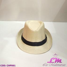 5d50cf10f7701 Chapeu Cor Palha Tamanho 54 - Chapéus para Masculino no Mercado ...
