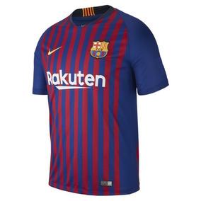 16a47a7ada Camiseta Barcelona 2018 - Camiseta del Barcelona en Mercado Libre ...
