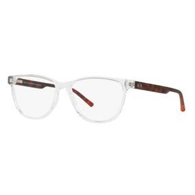 e986dff11 Armacao Oculos De Grau Transparente Armani - Óculos no Mercado Livre ...