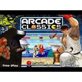 Sistema Arcade Multijuegos Fliperama