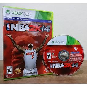 Nba 2k14 Xbox 360 Mídia Física Cd