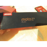 Motorola Z3 Play Xt1929-06 Azul (deep Indigo). Libre $9999 .