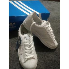 wholesale dealer 56300 77f87 Zapatillas adidas Superstar Blancas Sin Uso
