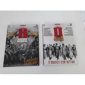 Revistas Almanaque Abril Segunda Guerra Mundial!!!