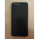 iPhone 7 Plus, 32gb, Preto Matte