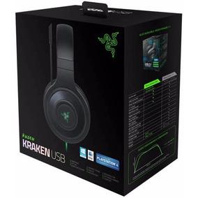 Headset Razer Kraken Usb Ps4