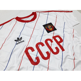 Camiseta Unión Soviética 1986/87 Manga Corta