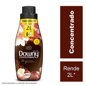 Amaciante Downy 4x Concentrado Adorable 500ml