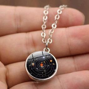 Collar Del Sistema Solar En Promoción Excelente Para Regalo