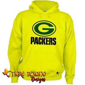 Sudadera Nfl Packers Green Bay By Tigre Texano Designs