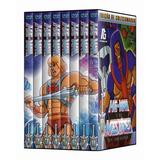 Dvd - He-man - Completo - 24 Dvds - Dublado