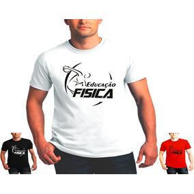 acaf2712e4da7 Camisa Educação Física Unopar - Camisetas no Mercado Livre Brasil