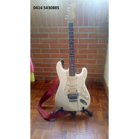 Guitarra Eléctrica Fender Stratocaster Con Floyd Rose