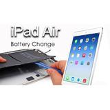 Reparación Apple iPad Air Cambio De Bateria