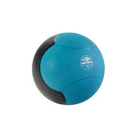 Bola Para Ginástica / Medicine Ball Borracha Mormaii 3 Kg