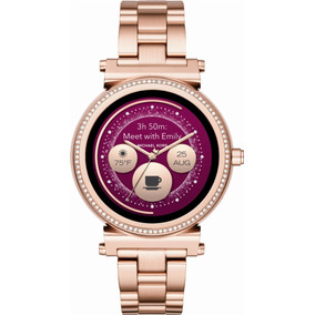 57ff6e26c3492 Relogio Smartwatch Rose - Relógios no Mercado Livre Brasil
