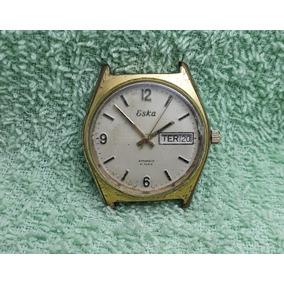 13d406d7b41 Relogio Eska Automatico Antigo - Relógios no Mercado Livre Brasil