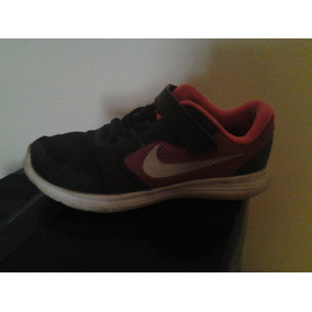 Zapatos Nike Para Niños Talla 34 - Zapatos Deportivos en Mercado ... 57e0a629bcc89