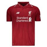 Camisa Liverpool Home 18/19 Pronta Entrega Promoção