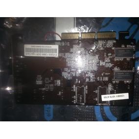 Placa De Video Agp 8x Nvidia Geforce Fx5200 128mb