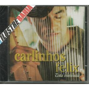 Cd Carlinhos Felix 1997 Toda Reverência (lacrado)