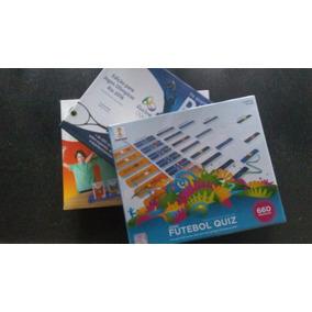 Kit 3 Jogos Novos Grow Barato Perfil+memomimica+futebol Quiz 084cf9337cad2