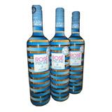 Kit 03 Vinhos Francês Rosé Piscine 750 Ml