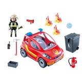 Bombero Con Vehículo Set 9235 - Playmobil