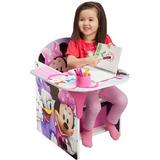 Mesa Silla Para Computadora Niños Minnie Mouse