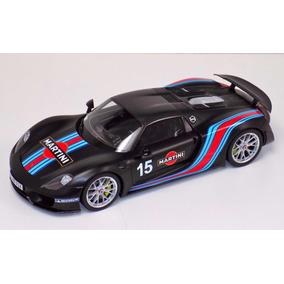 Porsche 918 Spyder 1/12 Gt Spirit Ed. Lim. 500.