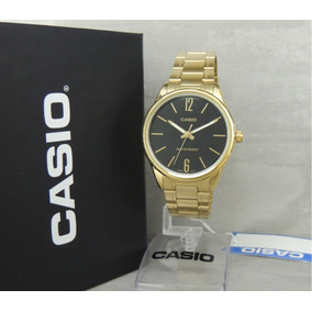 a2da3b6d2a3 Casio Mtp V005g Dourado - Relógios no Mercado Livre Brasil