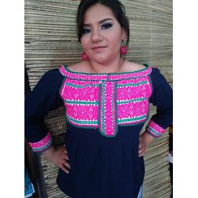 Blusas Bordadas A Mano Juquila Oaxaca