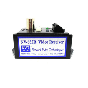 Receptor Ativo Amplificado De Video Nvt Nv-652r