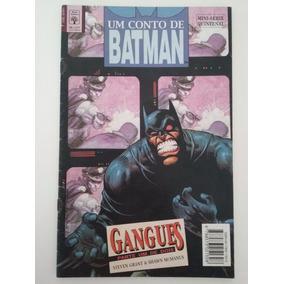 Minissérie Um Conto De Batman - Gangues 1 E 2