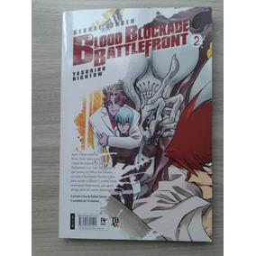 Mangá Blood Blockade Battlefront Nº 02