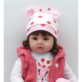 Promoção Bebê Reborn Realista Girafinha - Pronta Entrega 2b015abed29