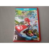 Mario Kart 8 Sin Manual Para Nintendo Wii U
