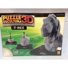 Puzzle Escultura 3d T-rex Grow Ref 03393